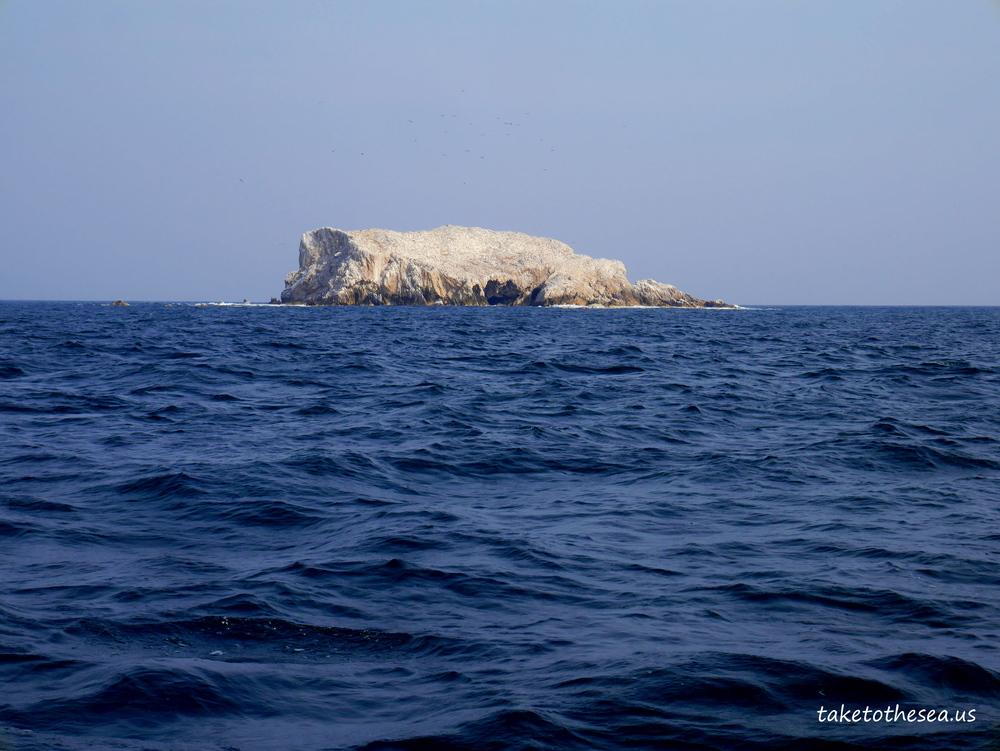 Islas Estrete...I think.