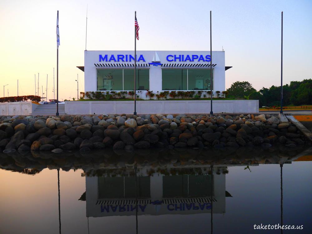 So long Marina Chiapas! We will miss you!